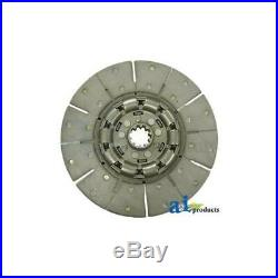 10A21897 Clutch Disc for Minneapolis-Moline Tractor Jet Star 5 M504 M602 M604 ++