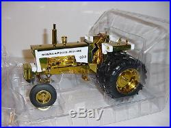 1/16 Minneapolis Moline G940 Yellow Chrome Toy Tractor Times! Last One
