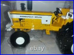 1/16 Minneapolis Moline G-1355LP Tractor WithDuals by SpecCast WithBox