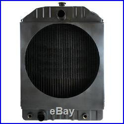 303186342 Radiator for White/Oliver Tractor 2-85 with SN 265358-277181 2-105
