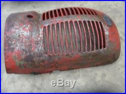 BF Avery A Front Grill Hood NICE! Antique Tractor