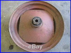 BF Avery A Original Front Wheel Rim with Bearings Antique Tractor