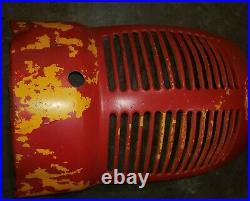Bf Avery Model A Tractor Grill Front Nose Cone Nice Oem Part