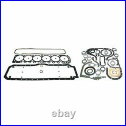 Full Gasket Set Compatible with Oliver 1955 1855 Minneapolis Moline Waukesha