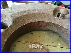 MINNEAPOLIS MOLINE Wheel Weight Front Wheel Weight 10A1134 RARE MM Tractor Part