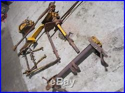Minneapolis Moline BF Avery Tractor 3 Point Hitch Parts