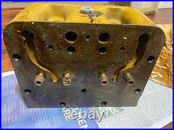 Minneapolis Moline Cylinder Head Casting # 10a5851a Nos MM Tractor