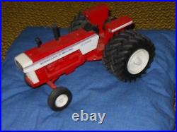 Minneapolis Moline G1350 with duals toy tractor (White, Oliver) custom