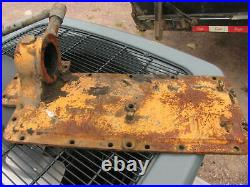 Minneapolis Moline R Tractor Engine Side Cover