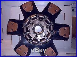 Moline A4T G1000 G1050 G1350 Oliver 2155 2655 tractor clutch disc 10A22726