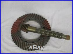 NEW OEM Minneapolis Moline 10B28635 Ring Gear and Pinion G1000 G1050 GT1350 M67
