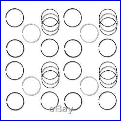 New 4 Cyl Piston Ring Set Made for Minneapolis Moline Tractor Models 60 66 550 +