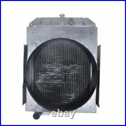 Reconditioned Radiator Compatible with Oliver White 2-150 Minneapolis Moline