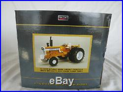 SPECCAST HIGH DETAIL 1/16 MINNEAPOLIS MOLINE G1355 LP withDUALS FARM TOY TRACTOR
