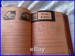White 700 2-100 125 4-180 G155 2270 2255 4-150 4-225 tractor service bulletins